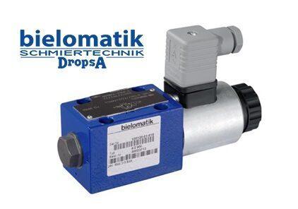 Електромагнітні клапани управління 4-2
