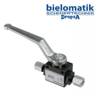 Електромагнітний відсічний клапан BIE